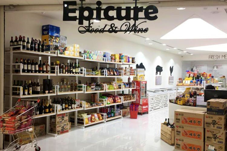 Best Japanese and Korean Grocery Stores For Asian Food in Gurugram