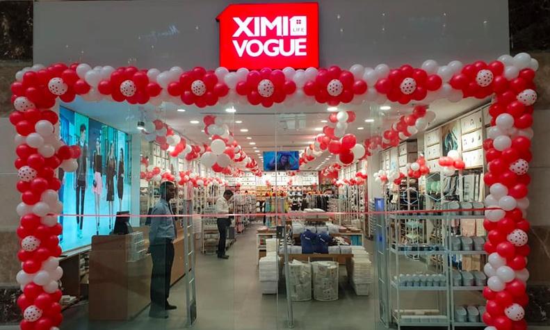 Ximi Vogue Ambience Mall Gurgaon