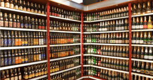 Bristol Wine shop